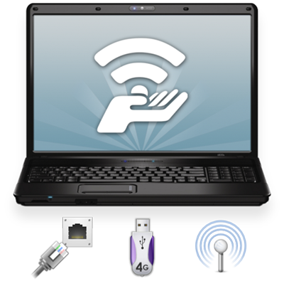 HOW TO : Use Windows 7 As A Wi-Fi Router